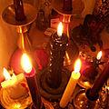 Les puissantes bougies mystique hindous es du marabout sauveur gouvida