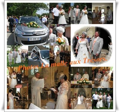 Mariage Laurence