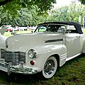 Cadillac series 62 2door coupé convertible 1941