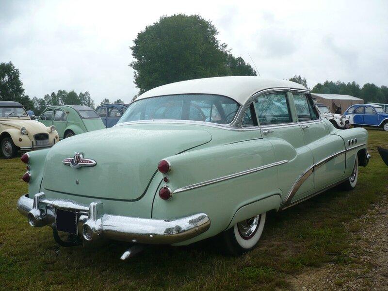 BUICK Super Riviera 4door Sedan 1953 Madine (2)