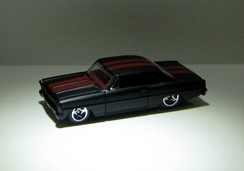Chevrolet chevy nova de 1966 (Hotwheels 2007) 02