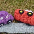 The serial crocheteuses # 45 sur la route !!