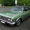 Rambler classic rebel hardtop coupe-1966