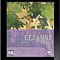 Livre numérique : l'expo cézanne à paris sur ipad