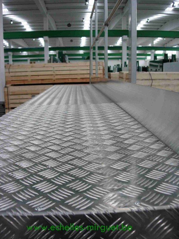 Passerelle fabrication speciale 4
