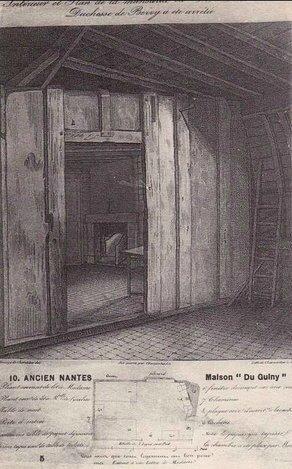 Ancien Nantes - Maison du Guiny