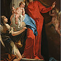 Painting by giovanni battista tiepolo to headline sotheby's master paintings evening sale