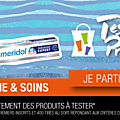 Pharmacie lafayette: testing produit hygiène&soins: je suis sélectionnée! 🎊🎉🎊🎉❤