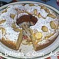 Gâteaux douze cuillères aux pommes