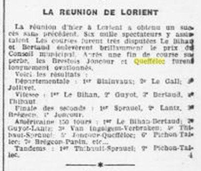 Ouest Eclair 1924 le 15 septembre_2