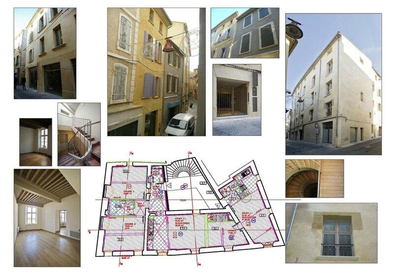 Rue Raspail - Îlot 1-19