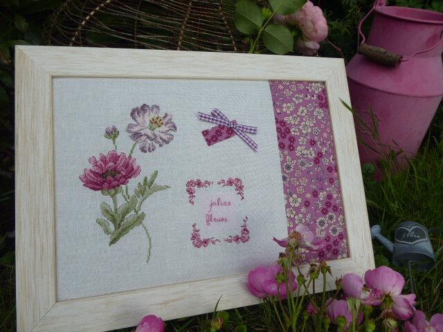 Jolies fleurs mon jardin potager V