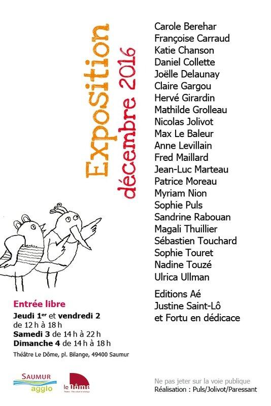 Carton Invitation Dôme Verso