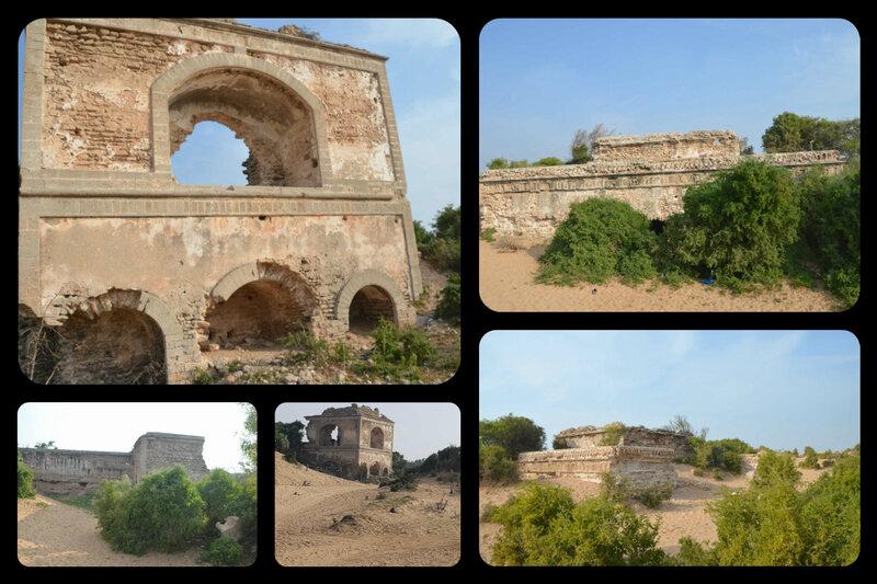 7 ruines palais