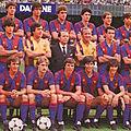FC Barcelona 1984-1985