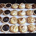 Mini tartelettes sucrees