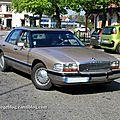 Buick park avenue (Rencard Haguenau avril 2011) 01