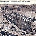1918-09-02 - Isle Jourdain barrage de chardes
