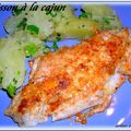 Filets de poisson a la mode cajun