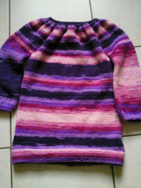 Pullover Kina par Mayal