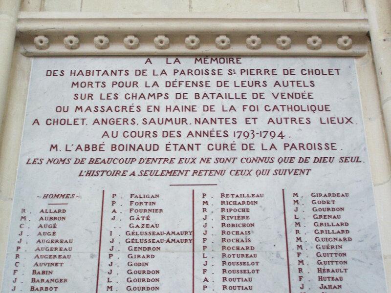 Saint-Pierre de Cholet