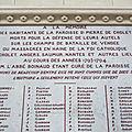 Une choletaise disparue en 1793… mais réapparue en 1797