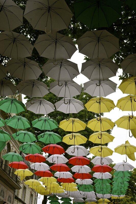parapluies à Saumur1