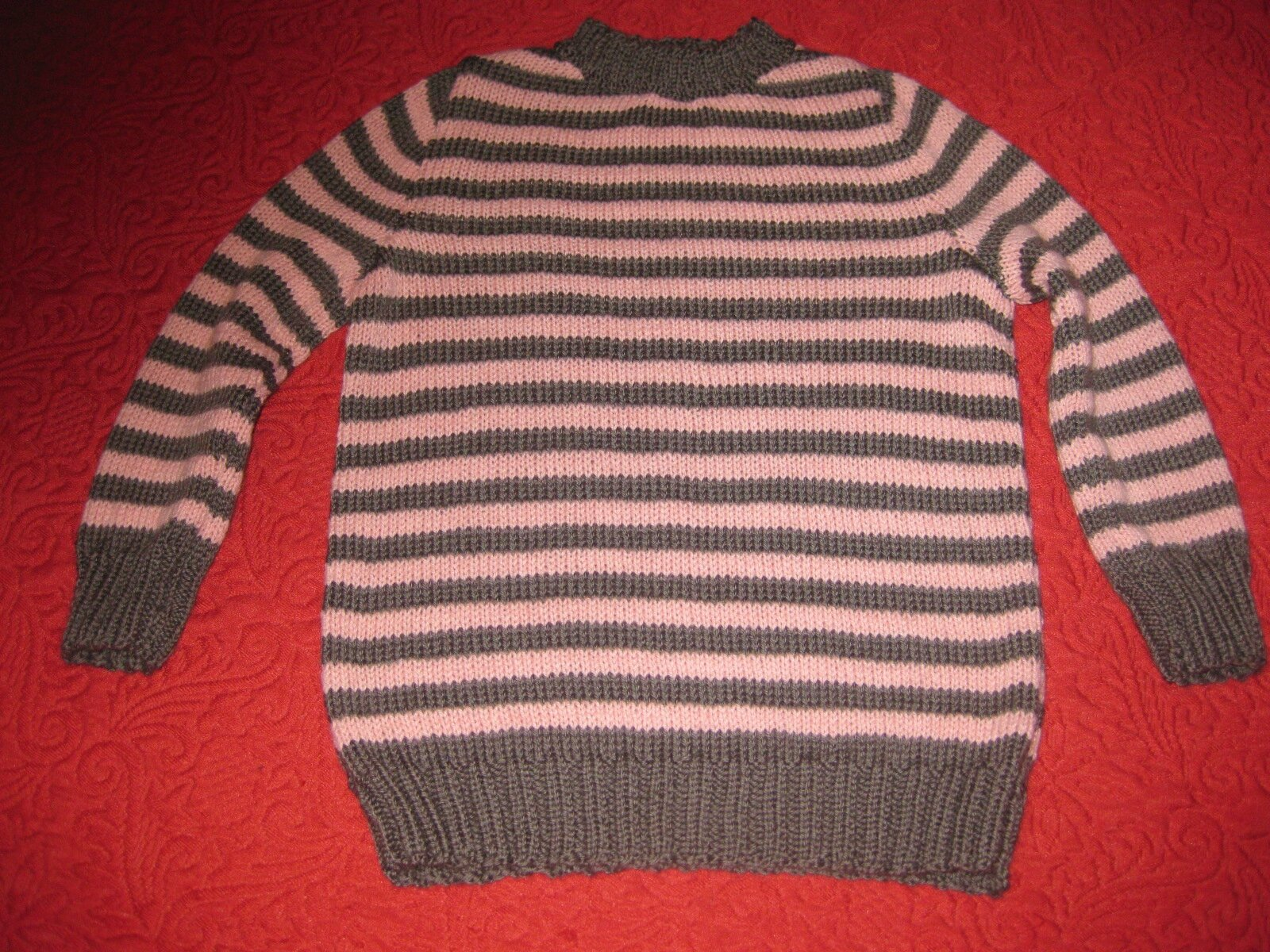 PULL MANCHES LONGUES ENFANT
