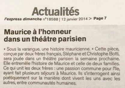 l'express mauricien dimanche 12-01-2014 en 72dpi