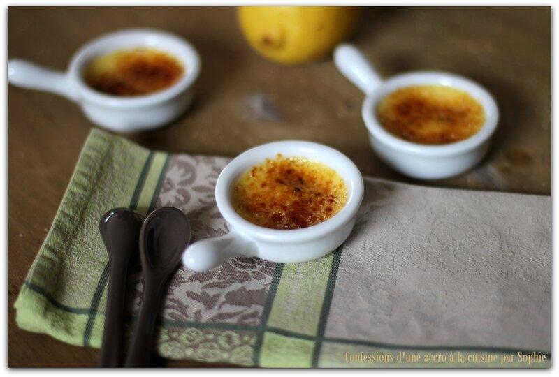 Crème brulee agrumes confits 005