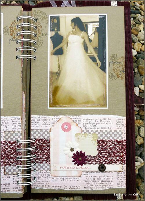 Mini robe de marié 30