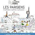 Les parisiens, amandine péchiodat & kanako kuno