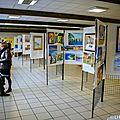 Exposition des arts