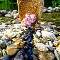 pierre tombale éphémère yurtao