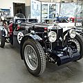 Mg type p carrosserie style type q 1934