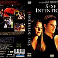 Jaquette Sexe Intentions 3