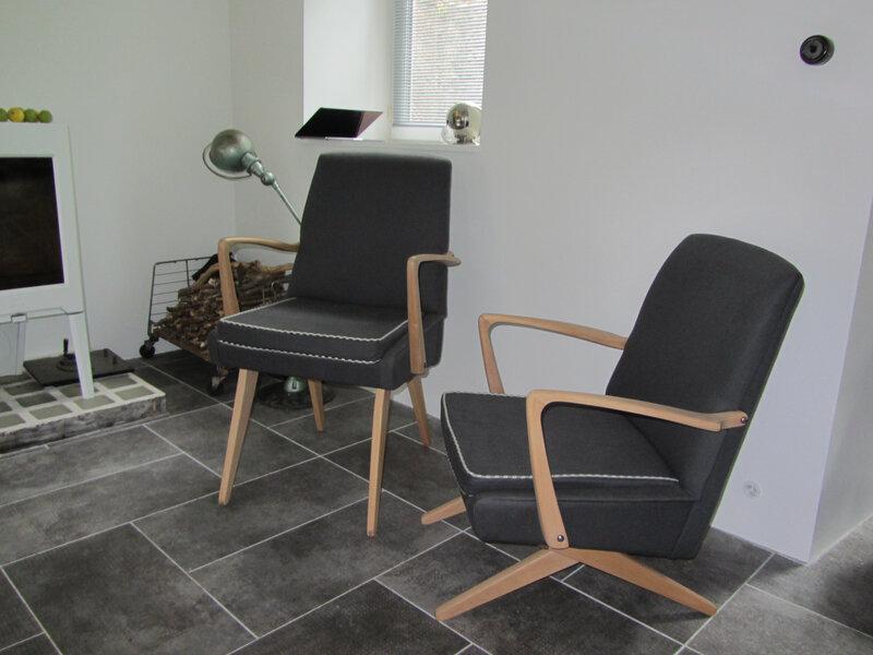 refaire des fauteuils à Brest côté sièges