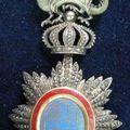 Etoile de Chevalier du Dragon d'Annam