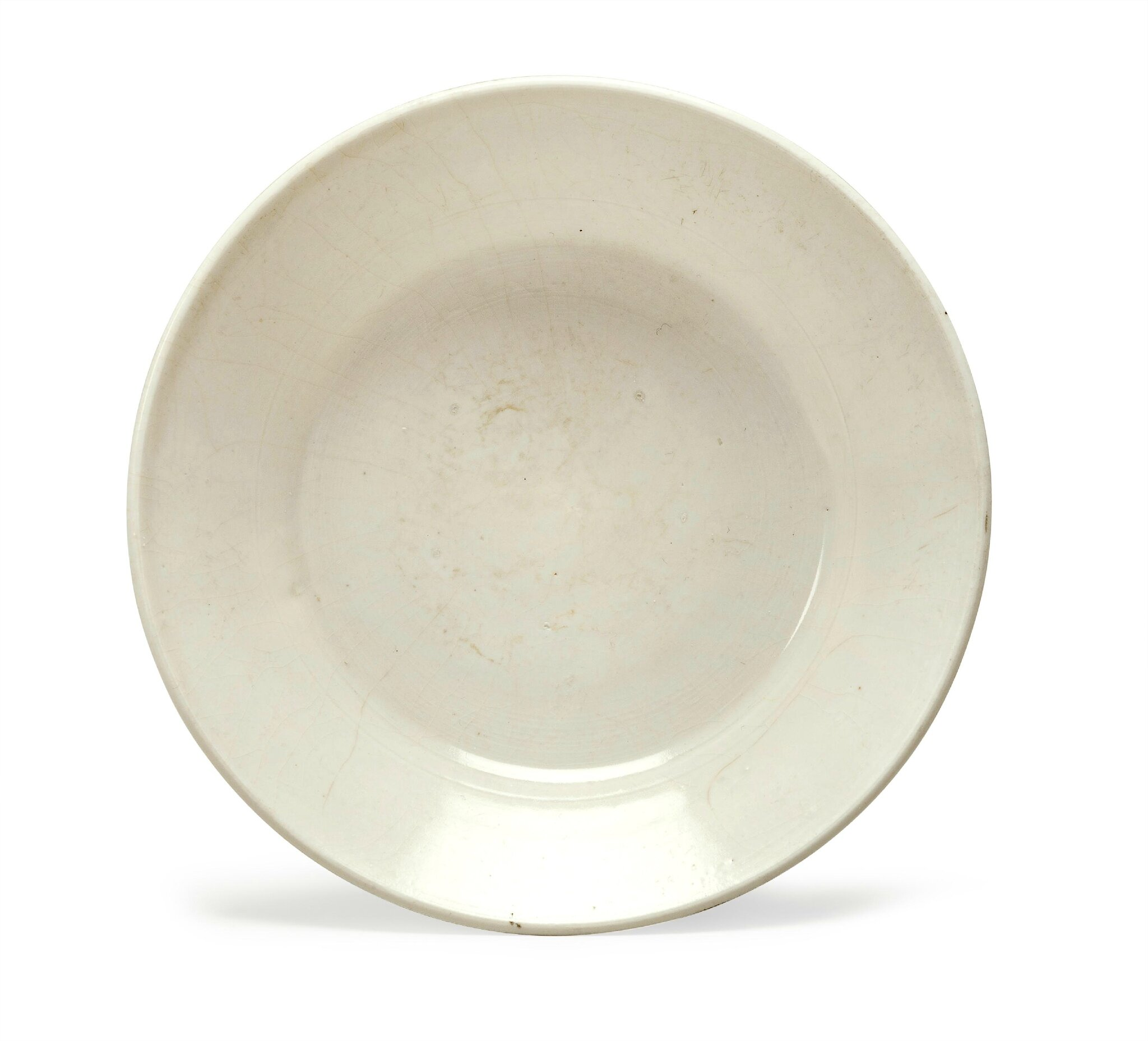 A small Ding-type dish, Song Dynasty (960-1279)