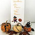 Spécial halloween/ halloween special