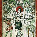 Psautier cistercien XIIIème siècle