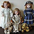 Anastasia, Jeanne & Elisabeth