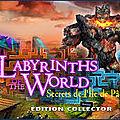 Labyrinths of the world: secrets de l'île de pâques est sur fuze forge