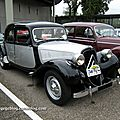 Citroen traction (tako folies cernay 2011)