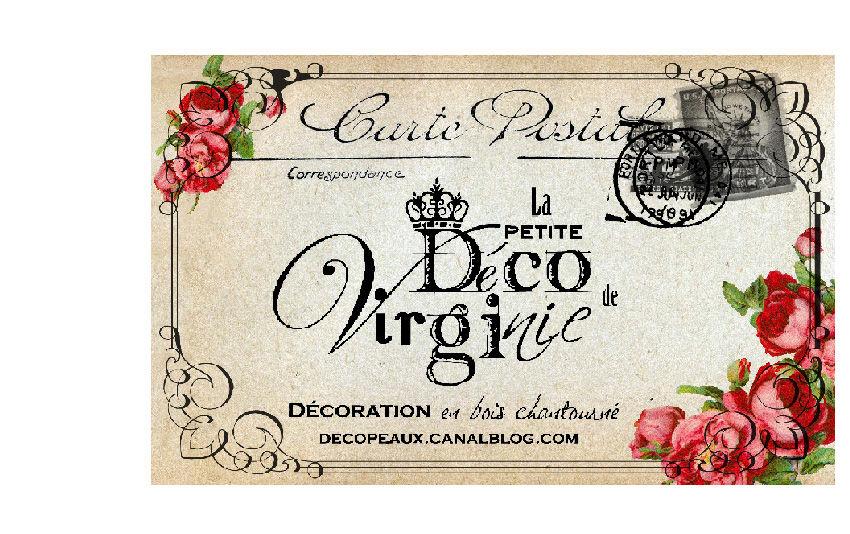 cartepostale vierge