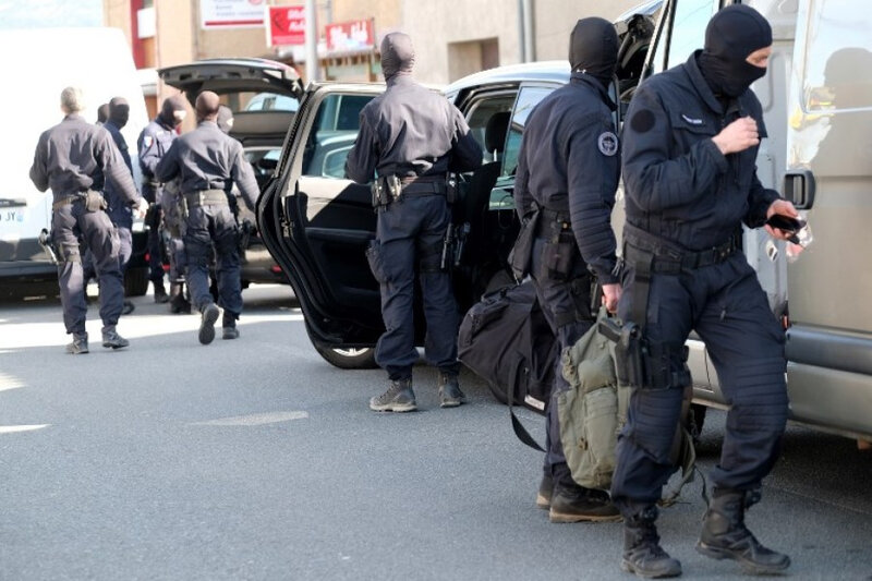 GIGN Toulouse