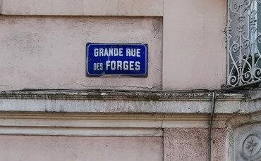 Grande rue des Forges plaque centrée, 20 mai 2018 (7)