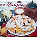 Gateau - Bugnes