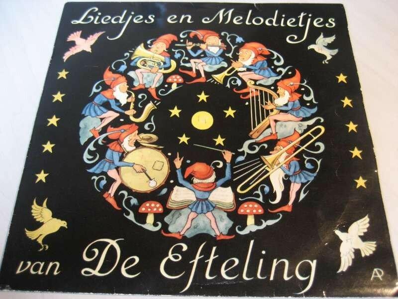 Liedjes en Melodietjes van de Efteling (