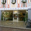 Vitrine d'un fleuriste (Fribourg)